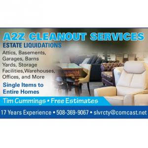 A2Z Cleanout Services in Taunton, MA | EstateSales org